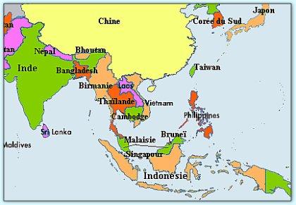 asie-du-sud-estpays